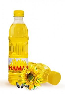 Слънчогледово олио Диамант 0,5 литра - Фулмакс гр. Пазарджик