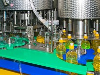 Production plant for vegetable oil Fulmax