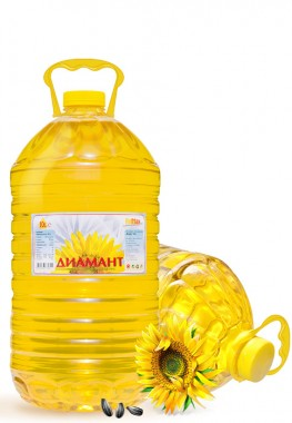 Vegetable oil Diamant 10L