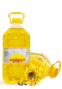 Vegetable oil Diamant 5L